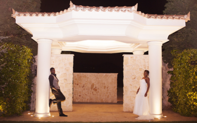 NIGERIAN DESTINATION WEDDING IN GREECE