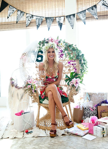LUXE HEN PARTY IDEAS