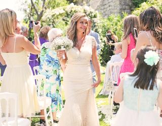 CLASSIC ELEGANCE FRENCH RIVIERA WEDDING