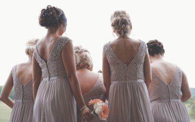 WHY MOM IS ALWAYS THE BEST BRIDESMAID