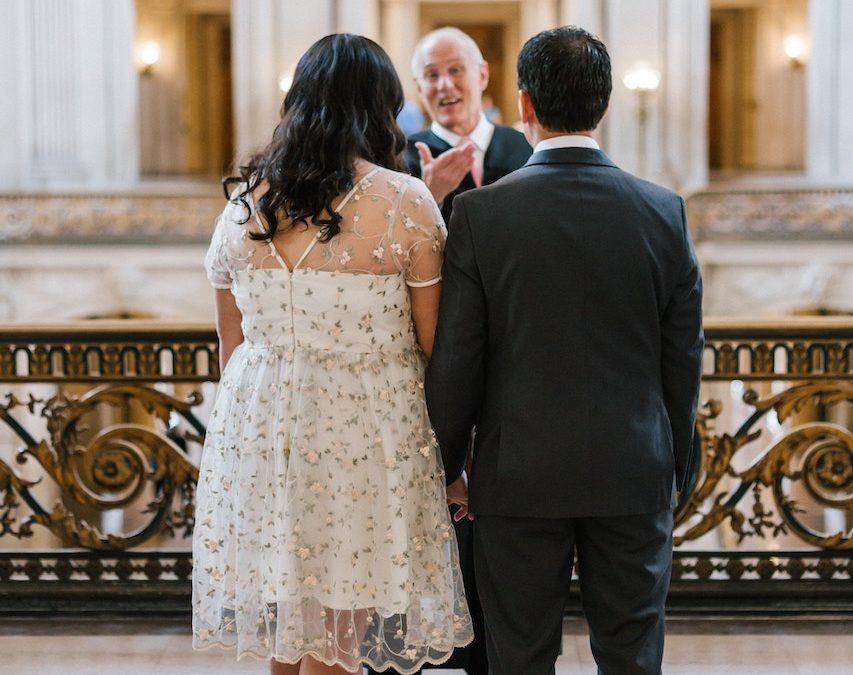 TIPS FOR PLANNING A WEDDING WITH LITTLE TO NO TIME