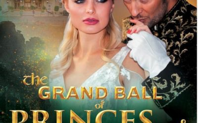 THE GRAND BALL OF PRINCES AND PRINCESS