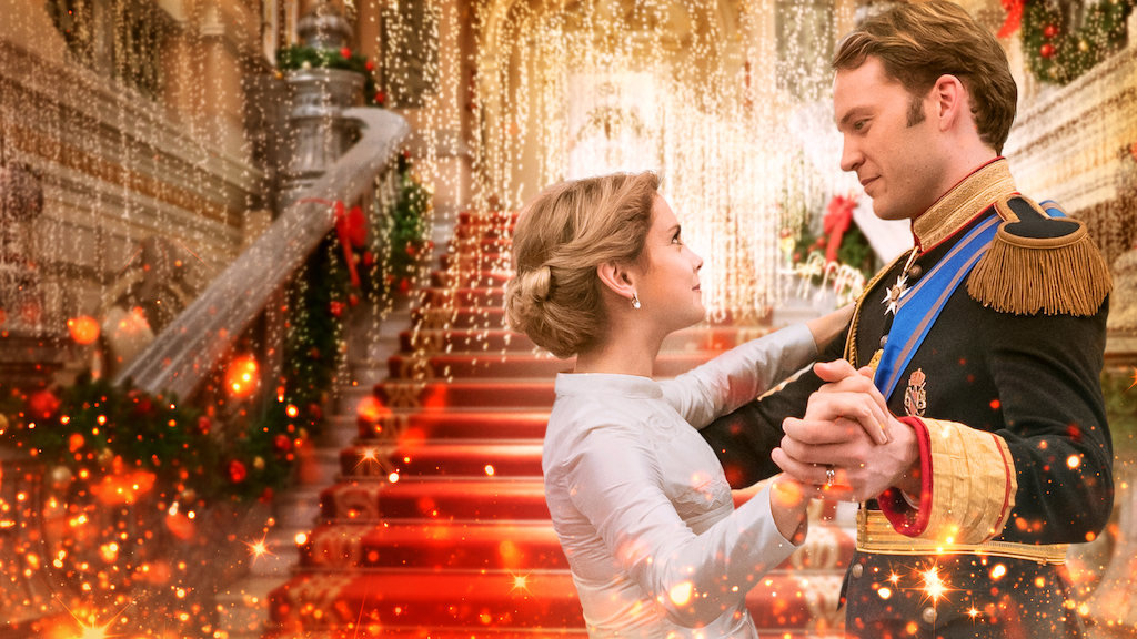 A Christmas Prince The Royal Wedding Netflix 1