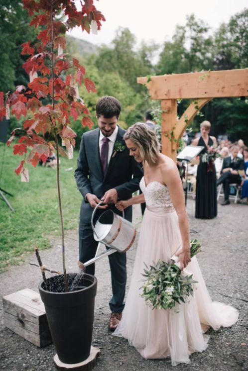 Eco Friendly Wedding Trends 2021