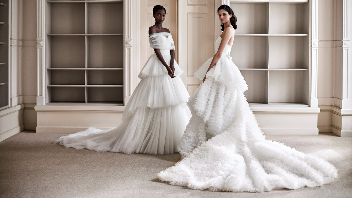 The Top Wedding Dress Trends of 2021