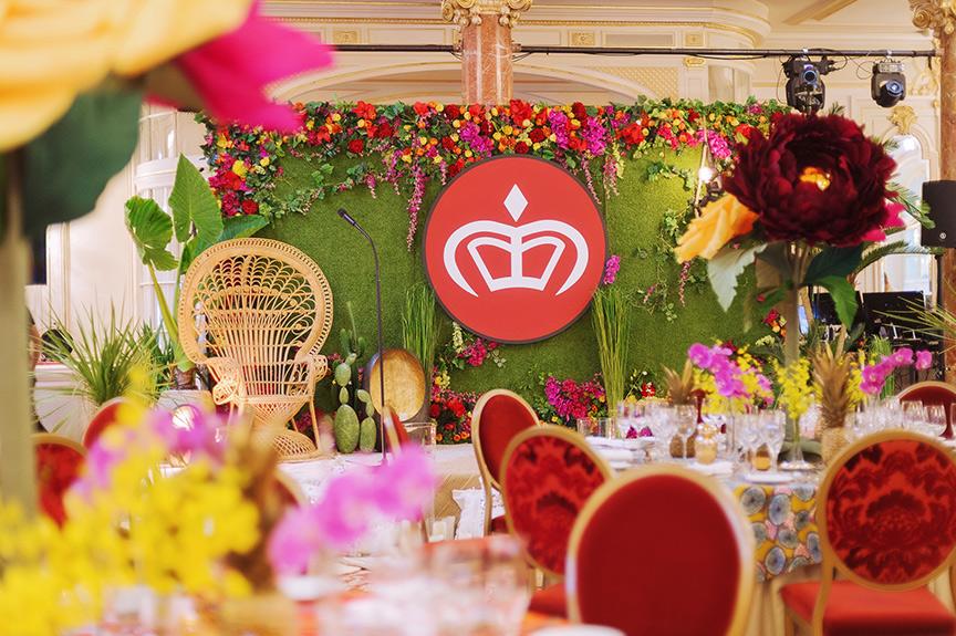 Corporate Event Design Monaco