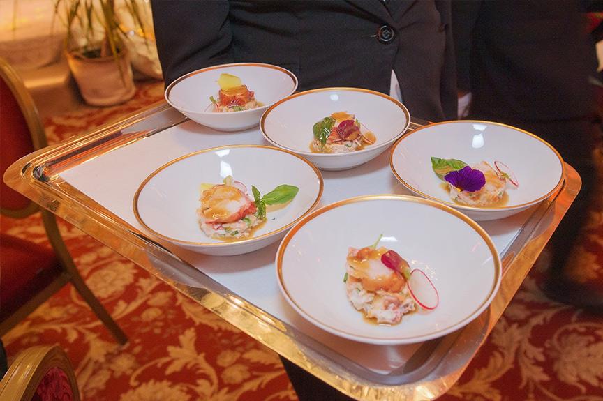 Event Planner Monaco Cuisine