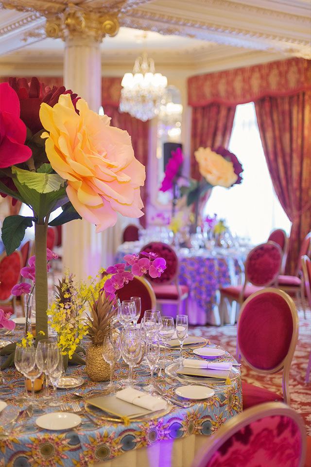 Floral event design
