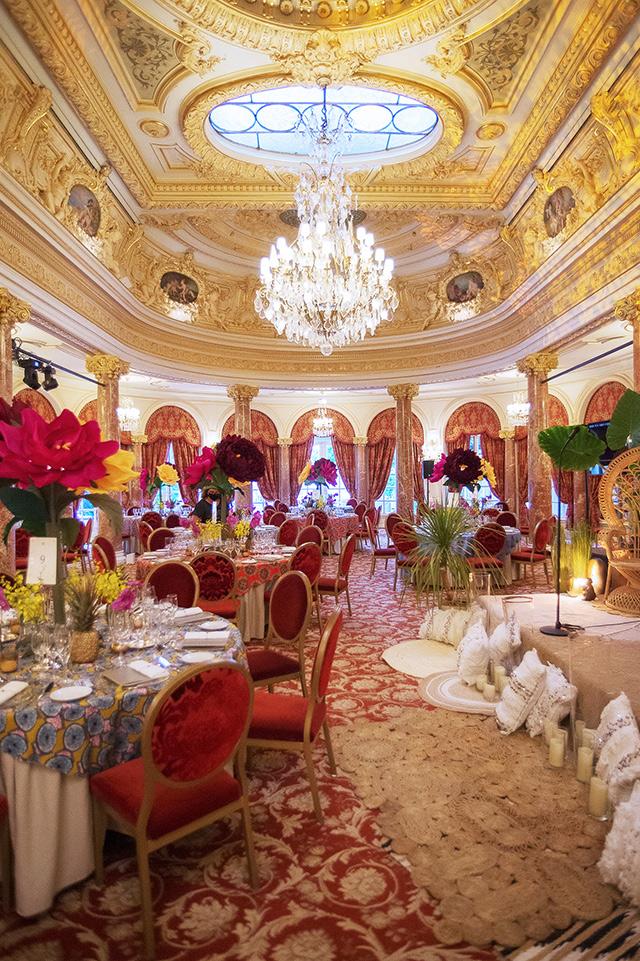 Hotel event venue Monte Carlo
