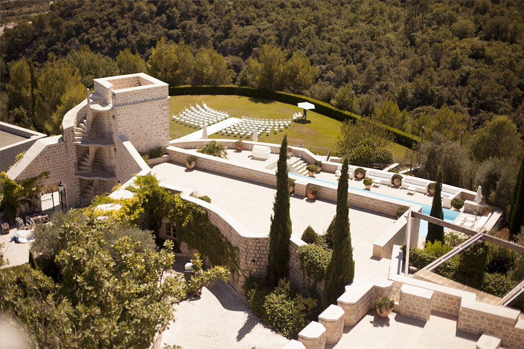 getting married in the south of France locations