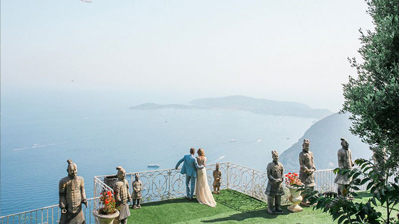 Best places to get married in France