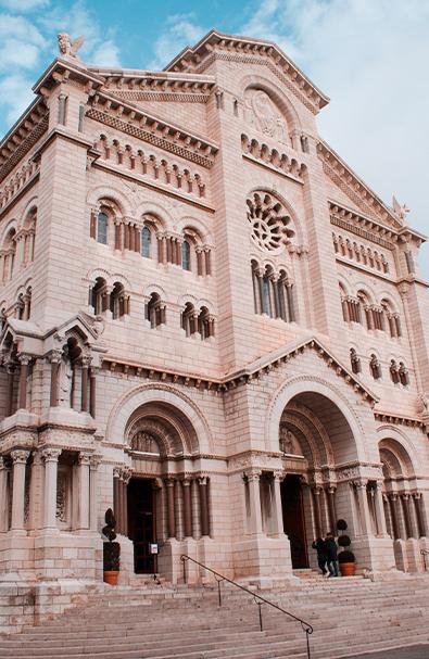 getting married in Monaco