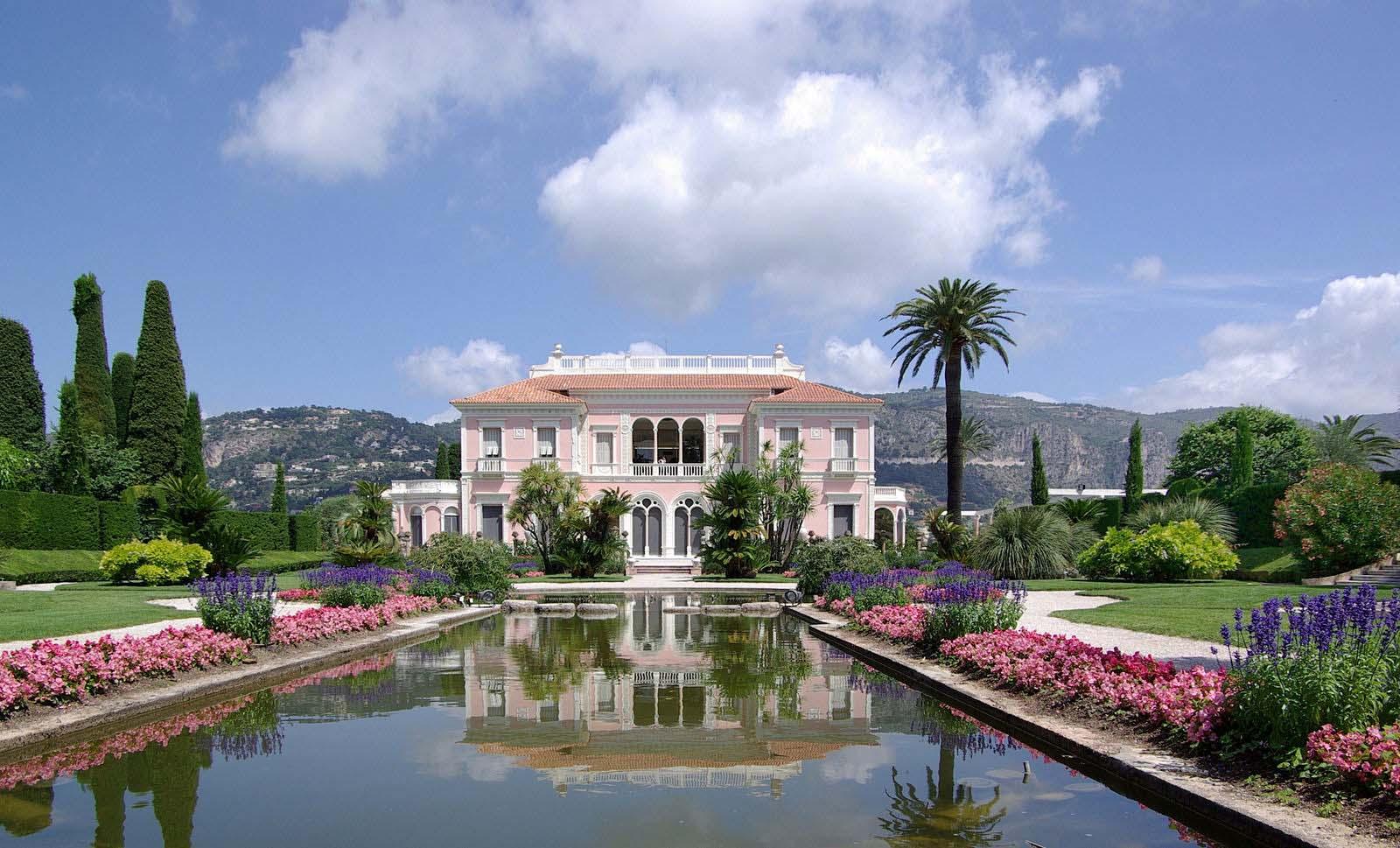 private villa proposal french riviera